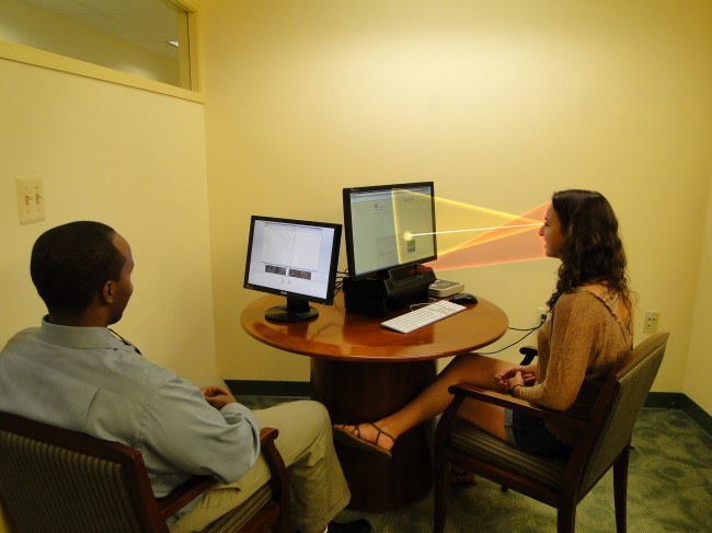 Mind Wandering Detector Developed: Eye-tracker Detects Focus of Care